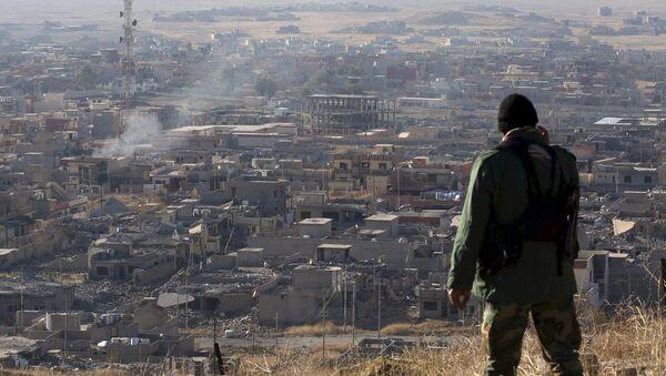 Sinyar, Irak (Archivo) - Sputnik Mundo