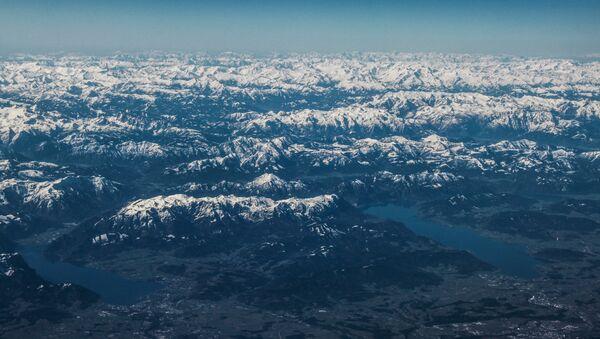 Austrian Alps - Sputnik Mundo