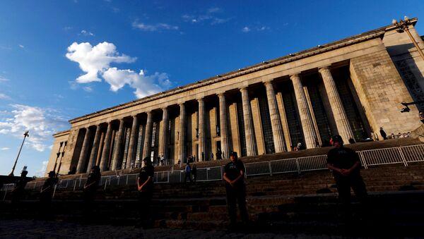 Facultad de Derecho de la Universidad de Buenos Aires - Sputnik Mundo