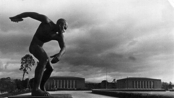 Juegos Olímpicos en Berlín 1936 - Sputnik Mundo