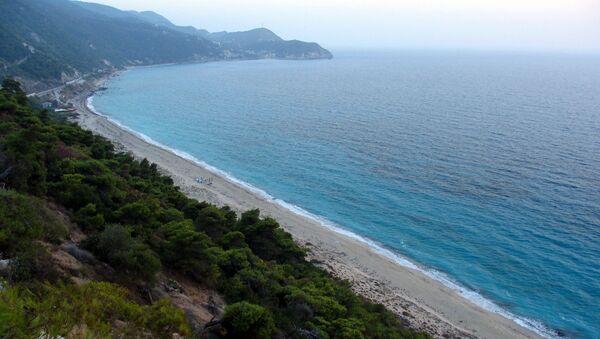 Isla Lefkada, Grecia - Sputnik Mundo