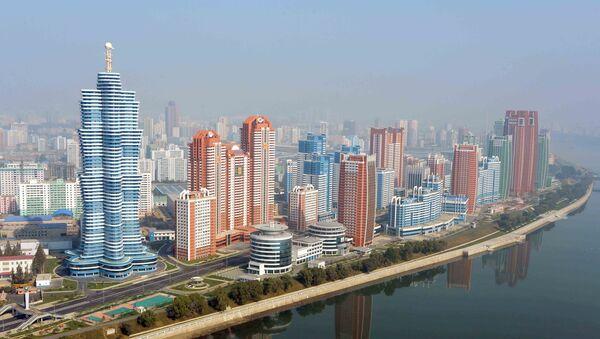 Pyongyang, Corea del Norte - Sputnik Mundo