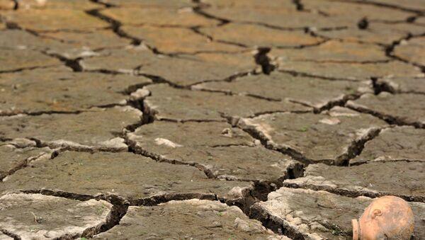 Sequía en Honduras como consecuencia de El Niño - Sputnik Mundo