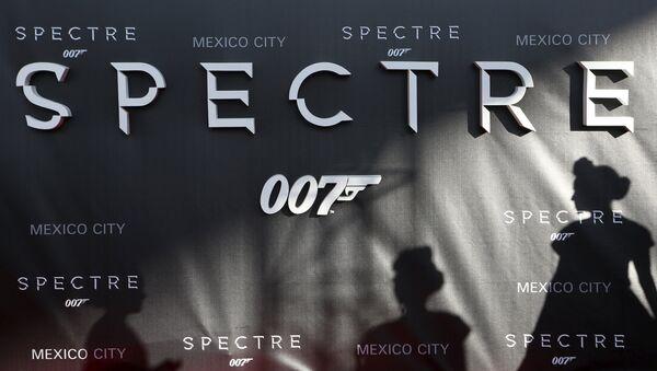 Estreno de la película sobre James Bond en México - Sputnik Mundo