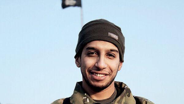 Abdelhamid Abaaoud, organizador de los atentados en París - Sputnik Mundo