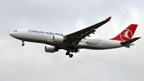 Turkish Airlines A330-223 - Sputnik Mundo