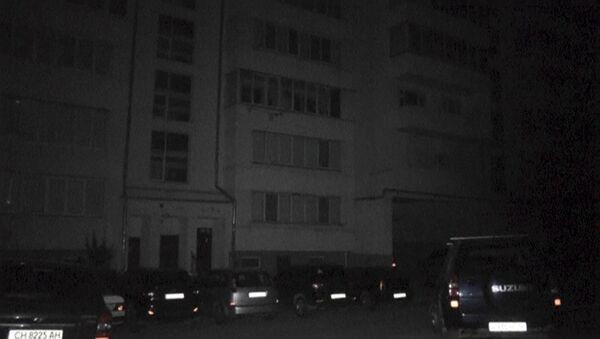 Apagón total en Sebastopol, Crimea - Sputnik Mundo