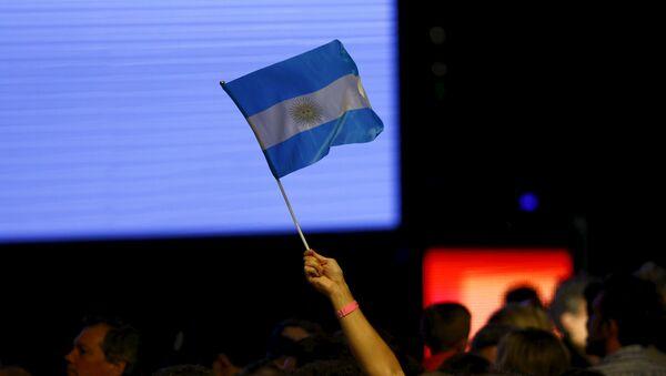 Elecciones presidenciales en Argentina - Sputnik Mundo