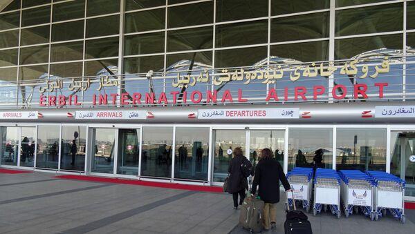Aeropuerto internacional de Erbil, Irak - Sputnik Mundo