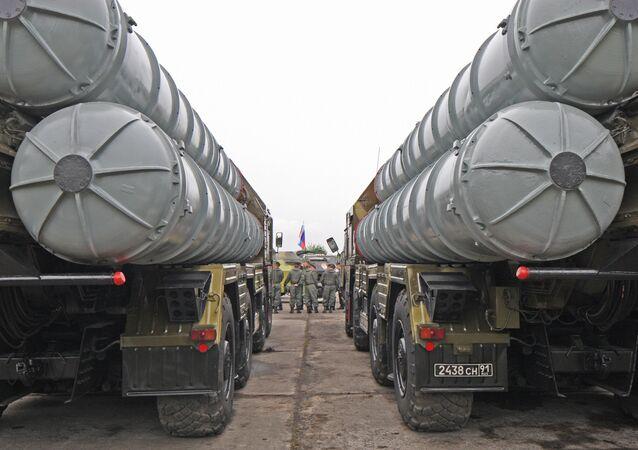 Sistema de misiles S-300