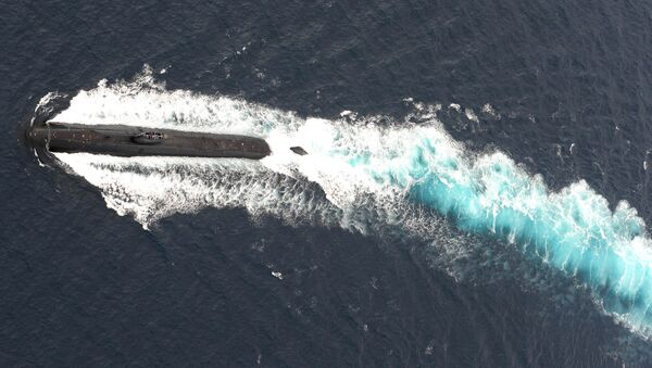 Submarino de la Marina Real Británica - Sputnik Mundo