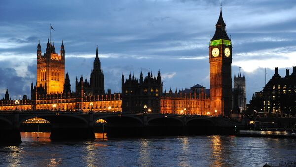 El Palacio de Westminster, Londres - Sputnik Mundo