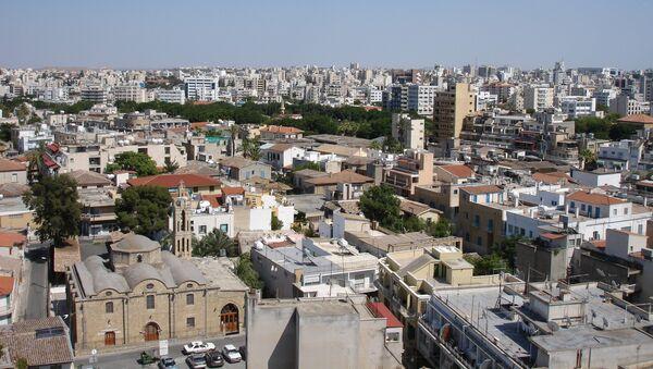 Nicosia, la capital de Chipre - Sputnik Mundo