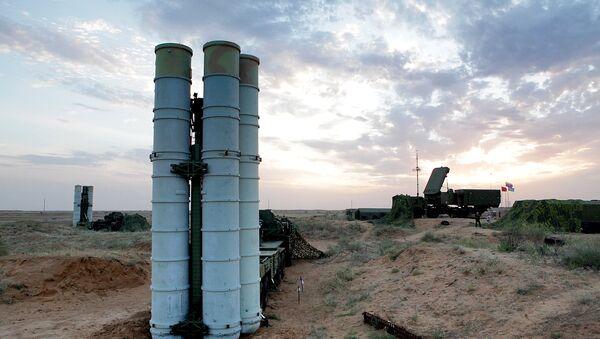 Sistema antiaéreo S-400 Triumf - Sputnik Mundo