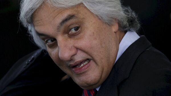 Delcidio Amaral, senador del PT y líder del Gobierno en el Senado de Brasil - Sputnik Mundo
