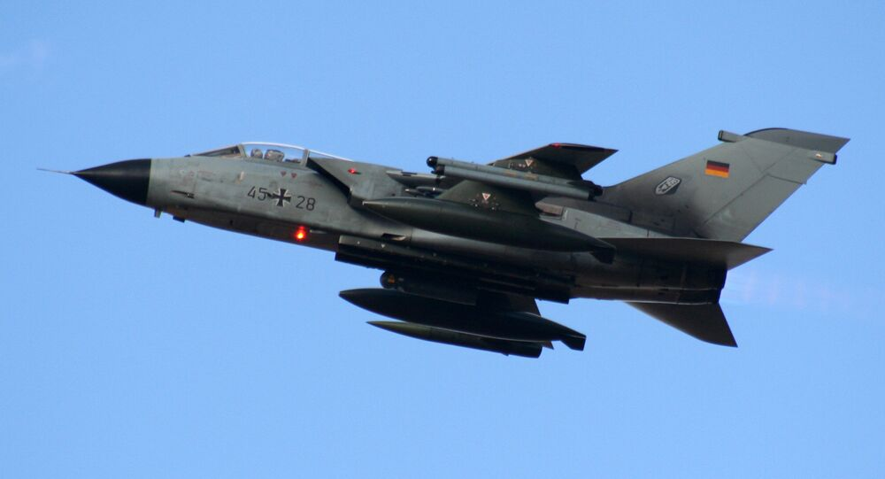 Caza Tornado de la Luftwaffe