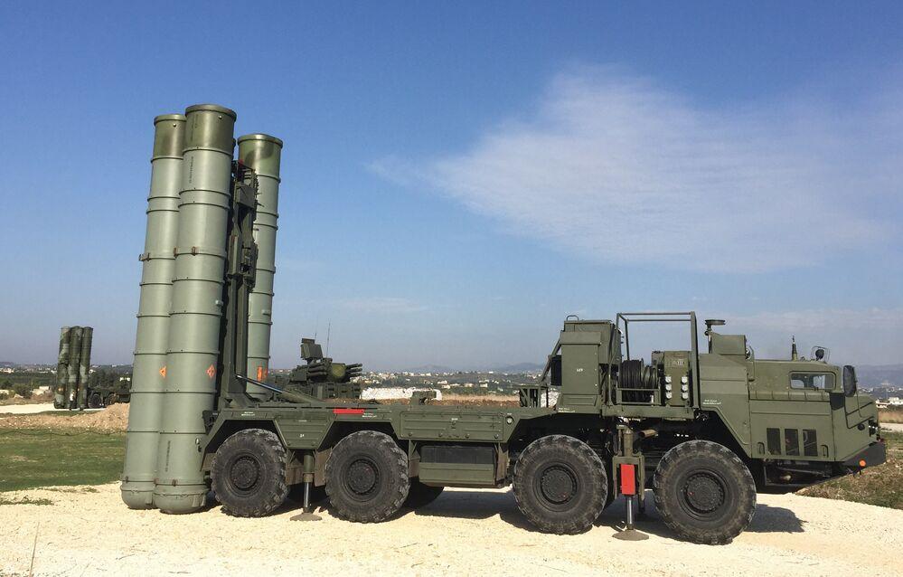 El orgullo de las Fuerzas Aeroespaciales: el 'Triunfo' ruso blinda los cielos