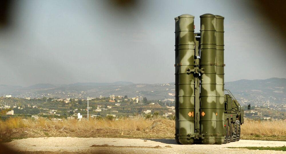 Sistema antimisiles S-400