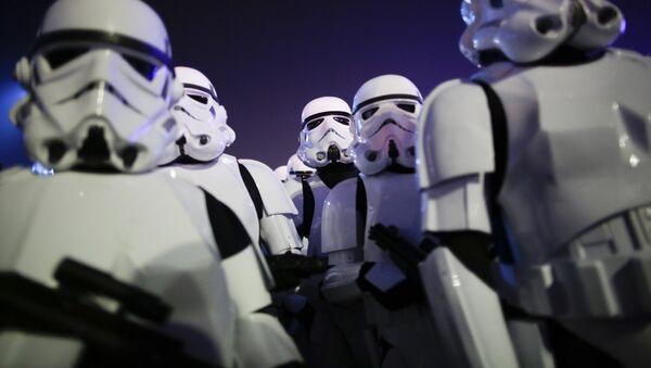 Los Stormtroopers, tropas de asalto del Imperio Galáctico - Sputnik Mundo
