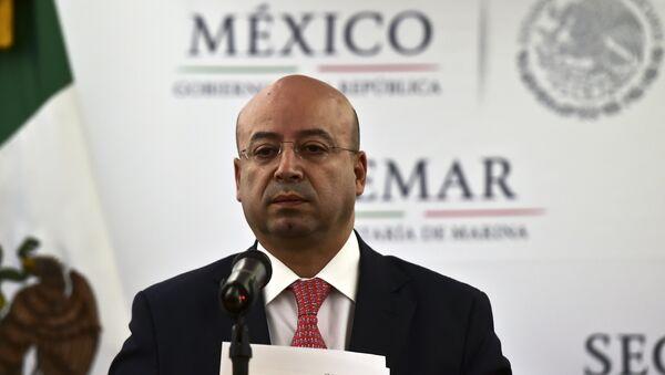 Renato Sales, comisionado Nacional de Seguridad de México - Sputnik Mundo
