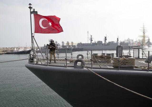 Buque turco