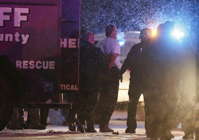 La detención de un sospechoso en el tiroteo en Colorado
