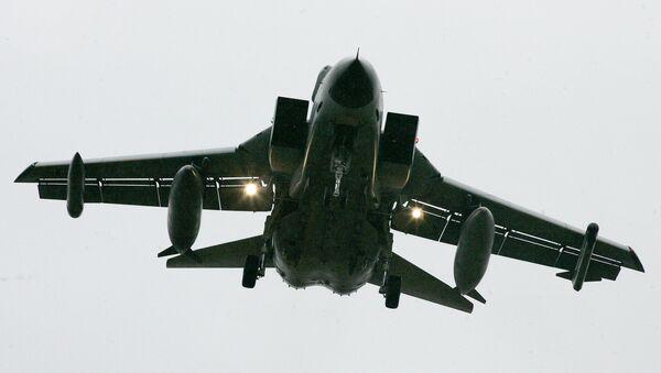 Avión de reconocimiento Tornado - Sputnik Mundo