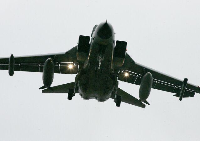 Avión de reconocimiento Tornado