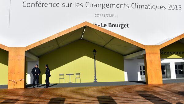 Centenar de manifestantes detenidos en París antes de COP 21 - Sputnik Mundo