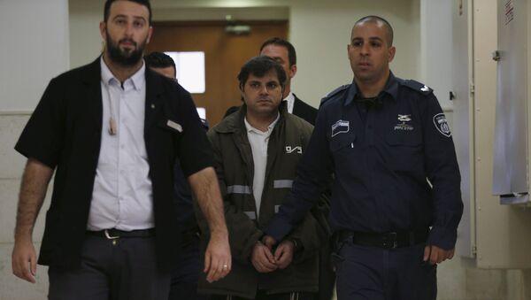 Yosef Haim Ben-David, condenado por el asesinato del adolescente palestino - Sputnik Mundo