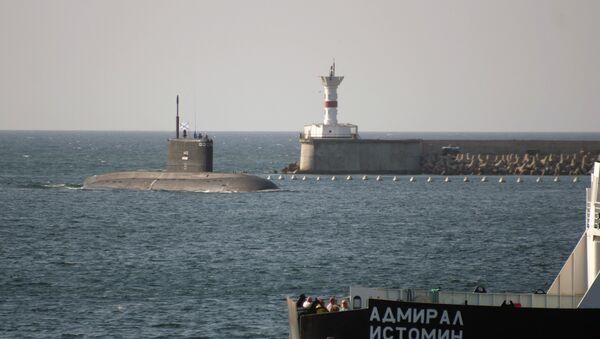 El puerto de Sebastopol - Sputnik Mundo