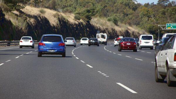Una carretera en Australia - Sputnik Mundo