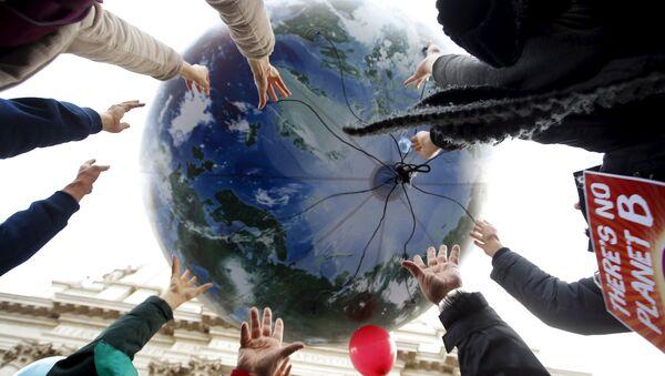 Cumbre del Clima, la esperanza del planeta - Sputnik Mundo