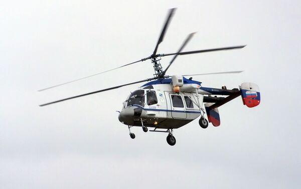 Helicóptero ligero Ka-226T - Sputnik Mundo