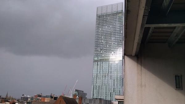 El inquietante zumbido de un rascacielos - Sputnik Mundo