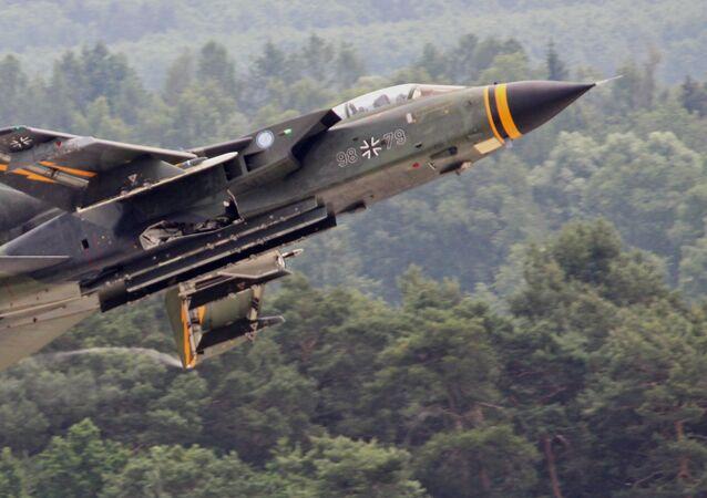 Caza Tornado de la Fuerza Aérea de Alemania