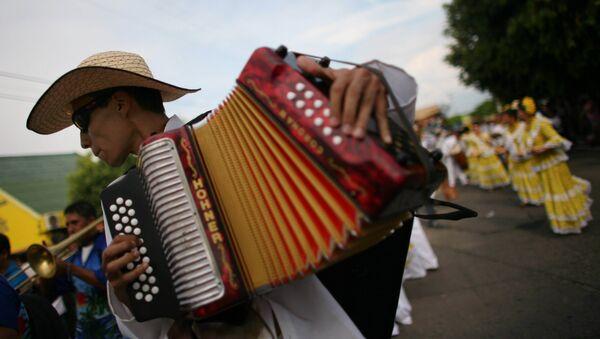 Festival Vallenato en Colombia - Sputnik Mundo