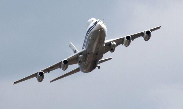 El Il-80, el avión del Juicio Final - Sputnik Mundo