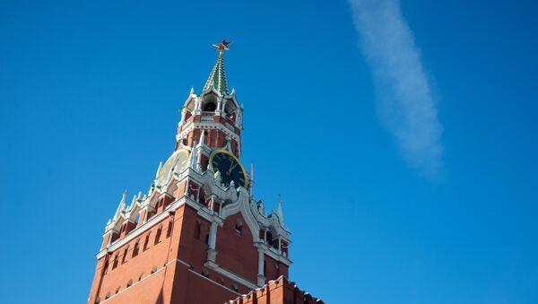 La torre Spasskaya del Kremlin - Sputnik Mundo