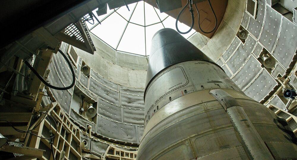 Misil nuclear estadounidense