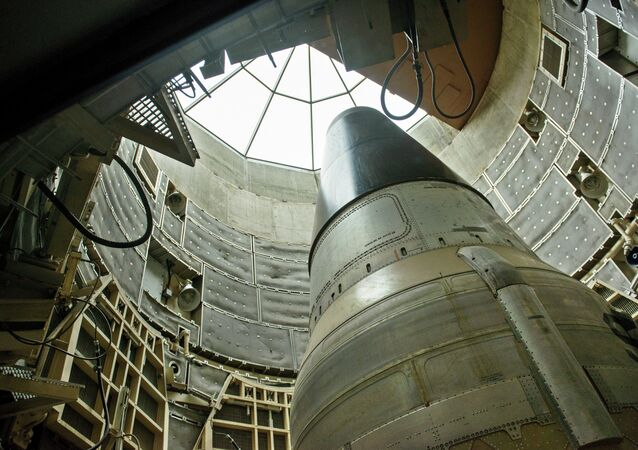 Misil nuclear (archivo)