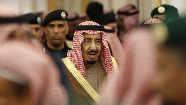 Salmán, rey de Arabia Saudí (archivo) - Sputnik Mundo