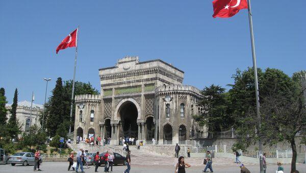Universidad de Estanbul - Sputnik Mundo