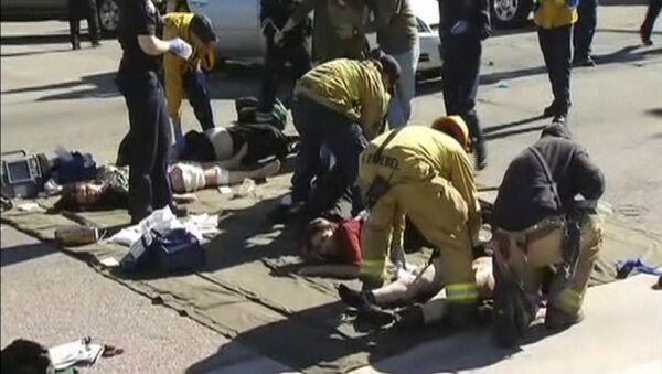 Al menos 14 muertos en el tiroteo de San Bernardino, según policía - Sputnik Mundo