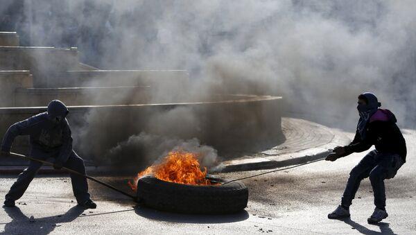 Hebrón, epicentro de la ola de violencia en Palestina e Israel - Sputnik Mundo