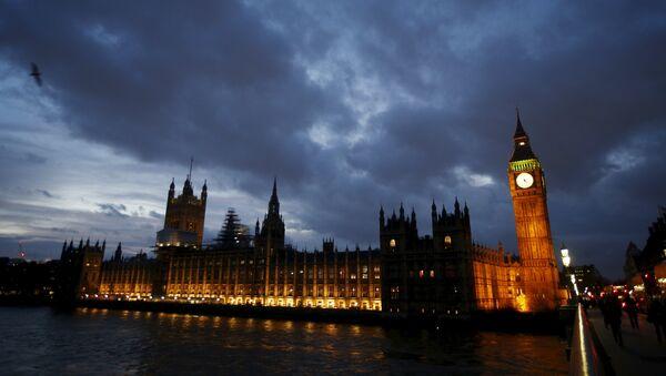 Palacio de Westminster - Sputnik Mundo