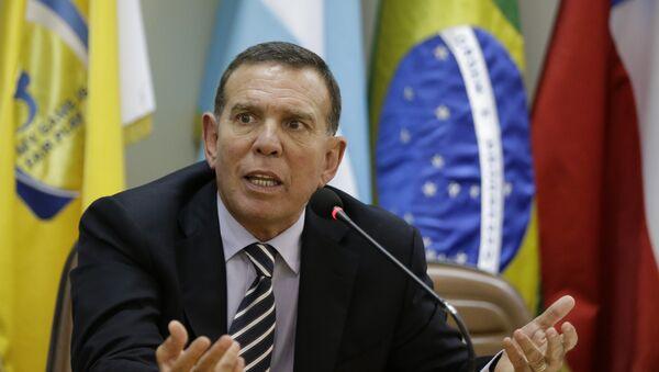 Juan Ángel Napout, expresidente de la Conmebol - Sputnik Mundo