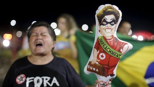Victoria de Macri favoreció juicio a Dilma, según experto - Sputnik Mundo