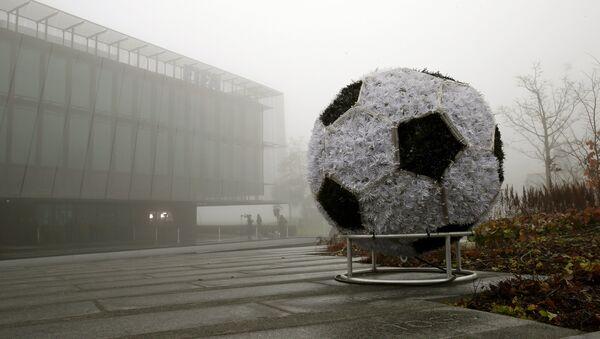 Sede de la FIFA en Suiza - Sputnik Mundo