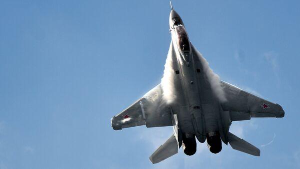 Caza ruso MiG-35 - Sputnik Mundo